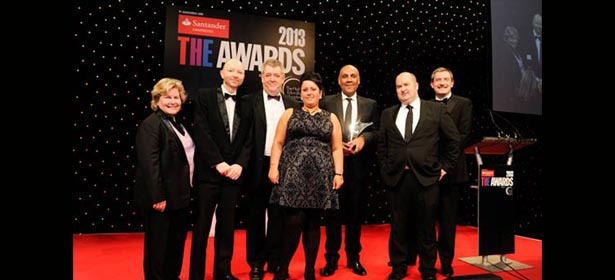 The Works Wins Top National Award