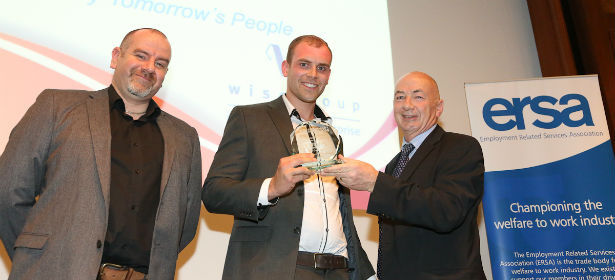 Stockport Company Wins National Employment Award