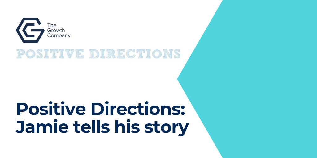 Positive Directions: Jamie tells his story