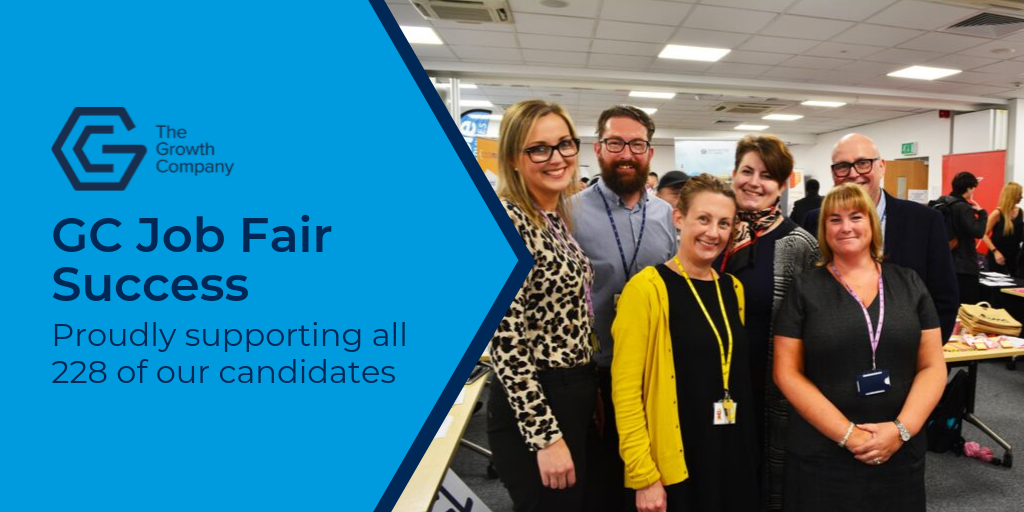 Job Fair Success- we're proud to support 277 people in one day